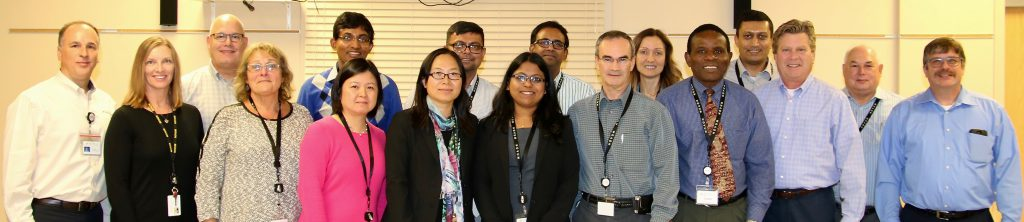 Novum and FDA staff gather for a photo during the workshop. Jim Puffe/Novum Pharmaceutical Research Services.